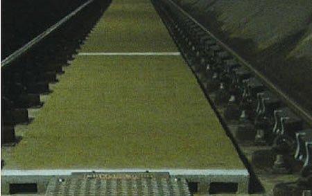 QUIETRAIL TRACK SLAB